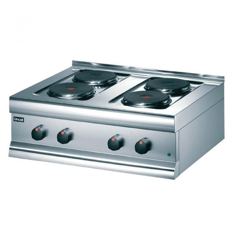 Lincat Boiling Top - 290Hx750Wx600D 7kW (Direct)-0
