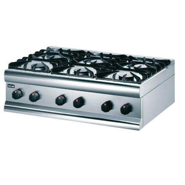 Lincat Boiling Top - Nat Gas 305Hx900Wx600D 22.2kW (Direct)-0