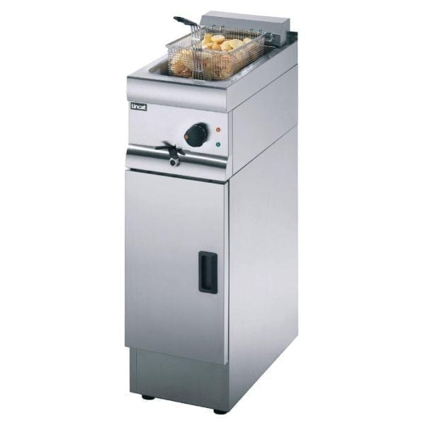 Lincat Fryer Free Standing Single Tank - 970-990Hx300Wx600mmD 9kW (Direct)-0