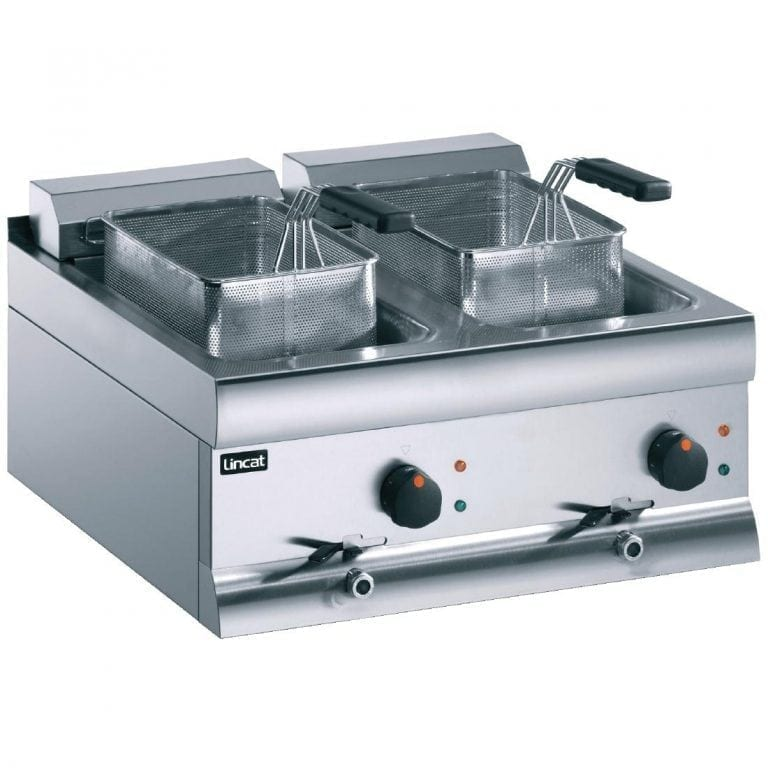 Lincat Pasta Boiler Double (Base Only) - 335Hx600Wx600mmD 2x3kW (Direct)-0