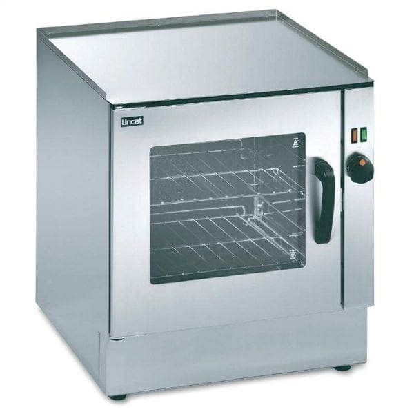Lincat Oven with Glass Door 650-670Hx600Wx600mmD 3kW (Direct)-0
