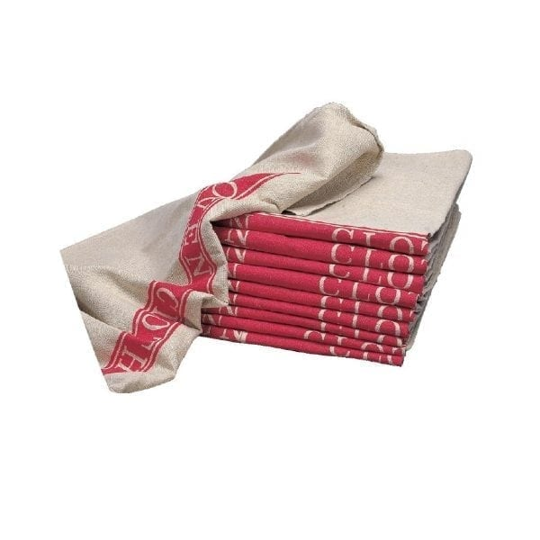 "Hotel Oven Cloth - 34"" x 32"" - Each"