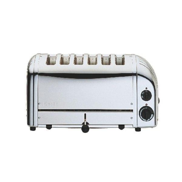 Dualit Stainless Plus 6 Slot Toaster-0
