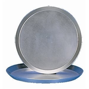 "Pizza Pan Aluminium - 9x7/8""-0"