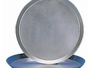"Pizza Pan Aluminium - 10x7/8""-0"