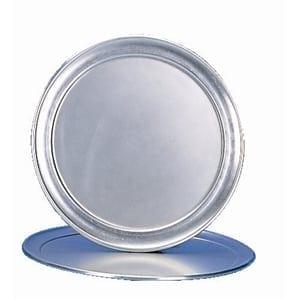 """Pizza Tray Aluminium - 12""""-0"""