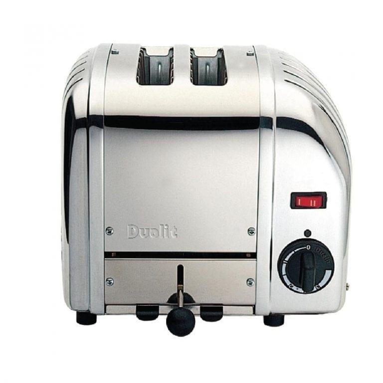 Dualit Stainless Plus 2 Slot Toaster-0