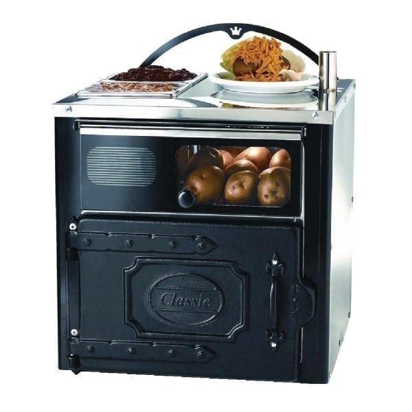 King Edward Classic Compact Potato Baker (Direct)-0