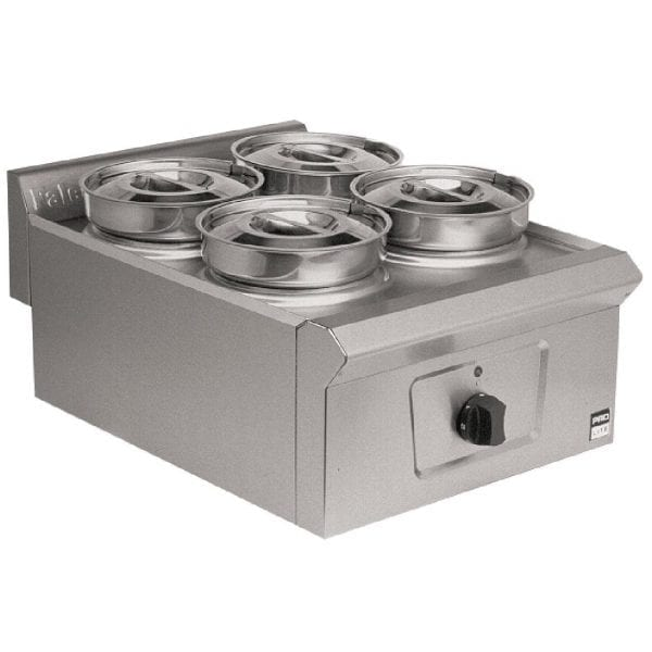 Falcon Pro-Lite Bain Marie Dry - 4 Pot (Direct)-0