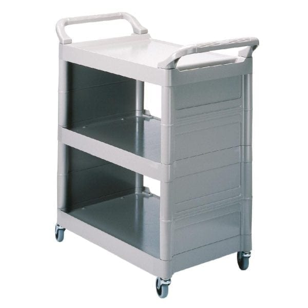 Rubbermaid Utility Cart Platinum-0