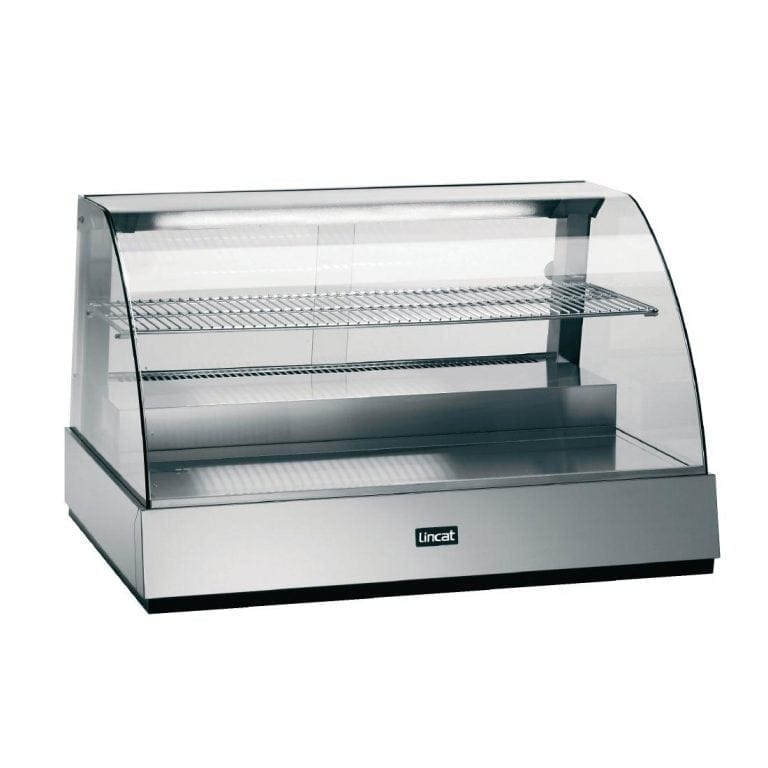 Lincat Seal Refrigerated Food Display Back Service Rear 665Hx1085Wx750D (Direct)-0