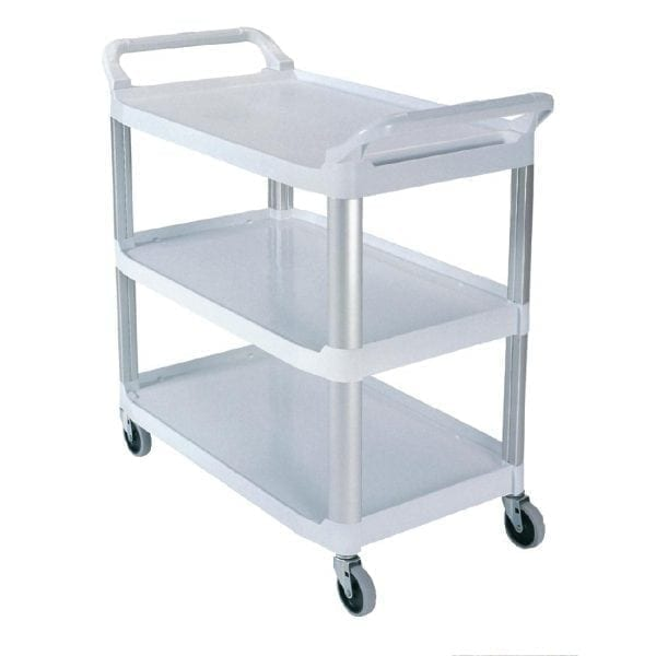 Rubbermaid X-tra Utility Cart White-0
