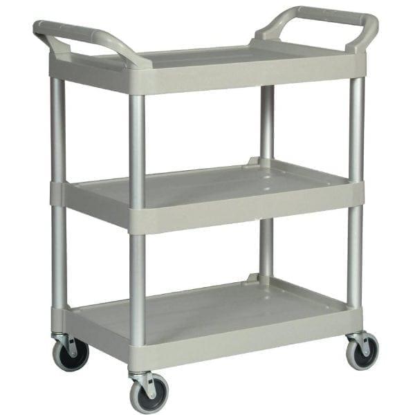 Rubbermaid X-tra Utility Cart - Grey-0