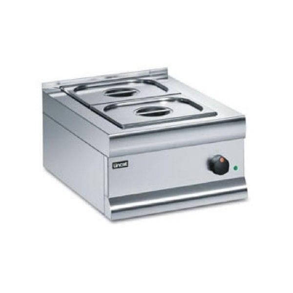 Lincat Bain Marie Base Unit Dry Heat 290Hx450Wx600D (Direct)-0