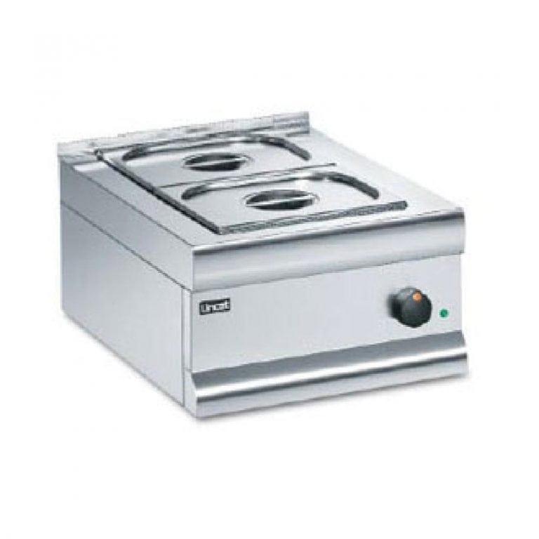 Lincat Bain Marie Dry Heat includes 3 x 1/3 GN - 290Hx450Wx600mmD (Direct)-0