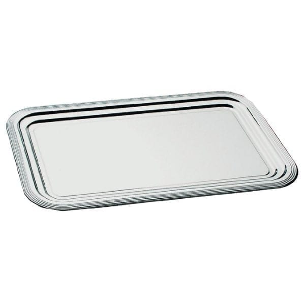 Partyplatter Tray Chrome Plated GN1/1-0