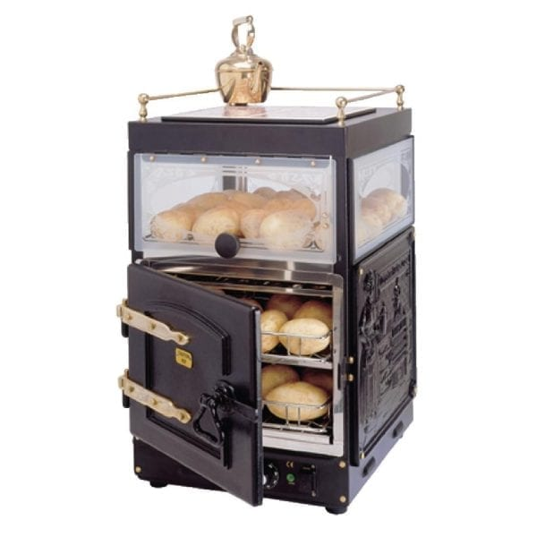 Queen Victoria Potato Oven-0