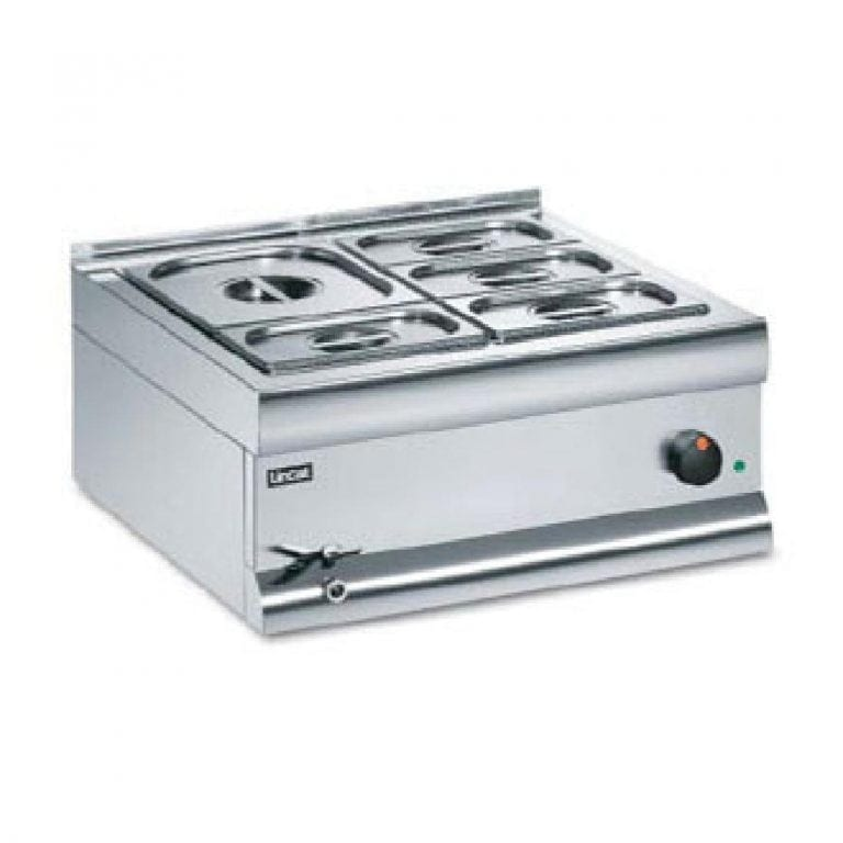 Lincat Bain Marie Base Unit Wet Heat - 290Hx600Wx600mmD No Pans (Direct)-0