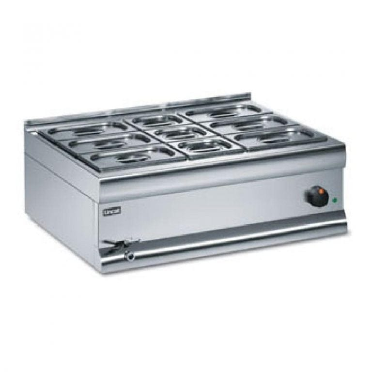 Lincat Bain Marie Base Unit Wet Heat - 290Hx750Wx600mmD No Pans (Direct)-0