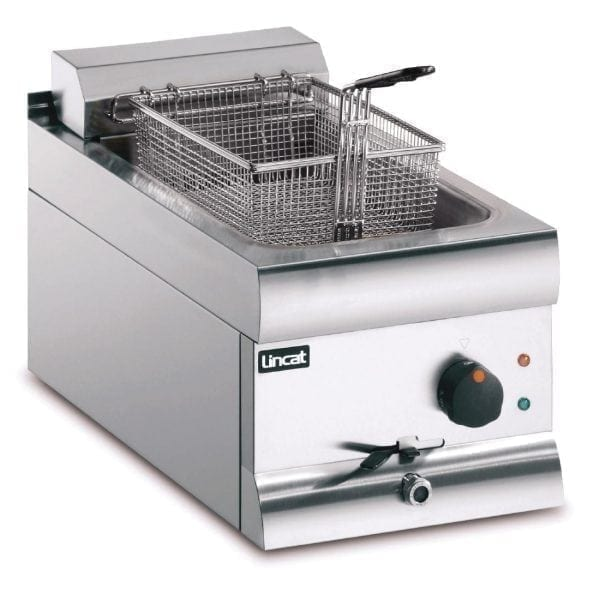 Lincat Electric Single Counter Top Fryer Single Basket - 9kW (Direct)-0