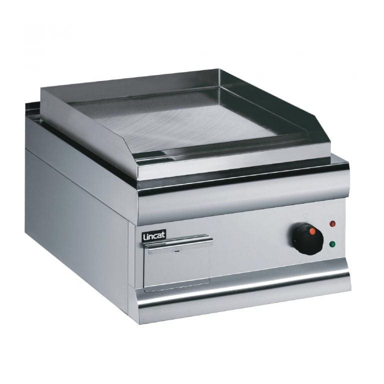 Lincat Electric Griddle Hard Chrome Plated - 415Hx450Wx600mmD 2.7kW (Direct)-0