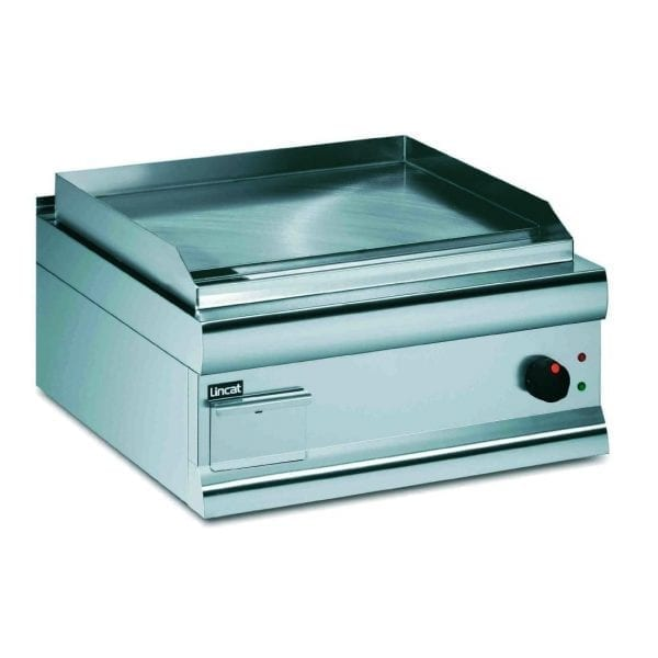 Lincat Electric Griddle Steel Plated - 415Hx600Wx600mmD 4.5kW (Direct)-0