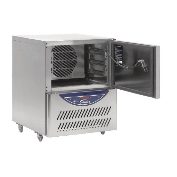 Williams Reach-in Blast Chiller - 10Kg 230V/13A with Plug (Direct)-0