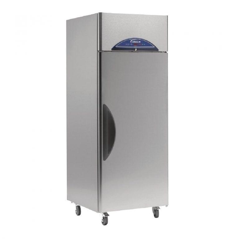 Williams Garnet 1 Door 611Ltr Cabinet Freezer (St/St Ext Alu Int) (Direct)-0
