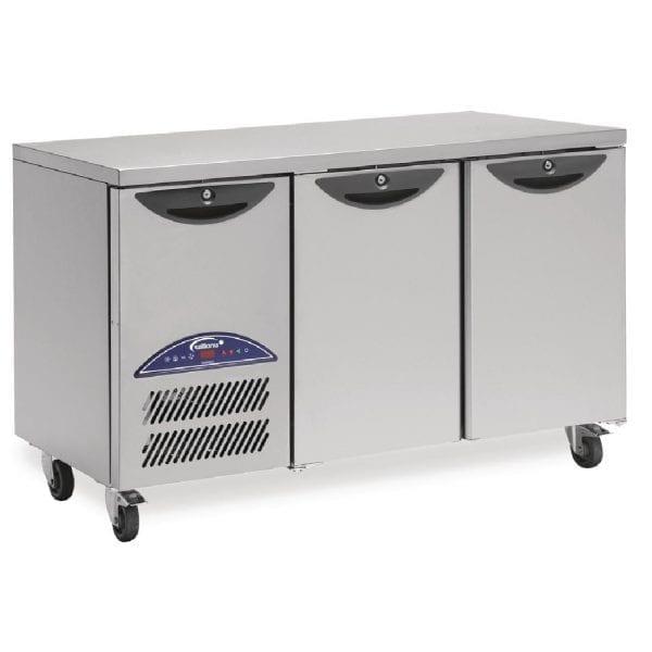Williams Opal Double Door Counter Freezer - 354Ltr (Direct)-0