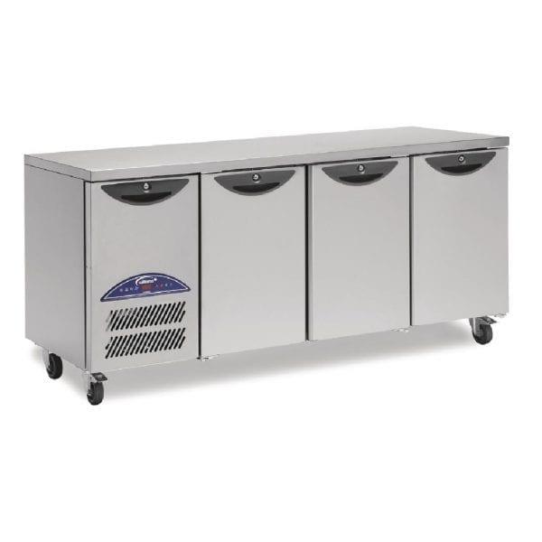 Williams Opal Three Door Counter Freezer - 510Ltr (Direct)-0