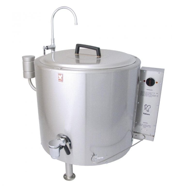 Falcon Dominator Round-cased Boiling Pan - 135Ltr (Direct)-0