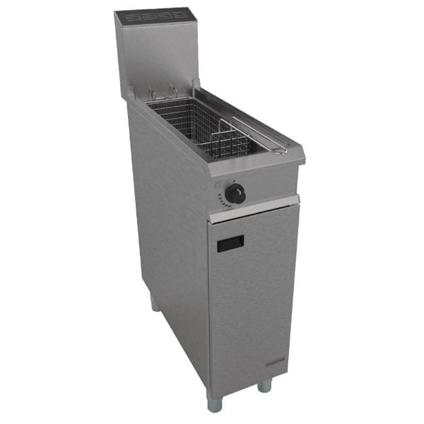Falcon Chieftain Single Basket Fryer - PRO (Direct)-0