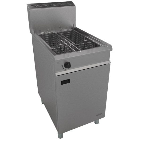 Falcon Chieftain Twin Basket Fryer - PRO (Direct)-0