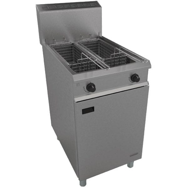 Falcon Chieftain Twin Pan Fryer - PRO (Direct)-0