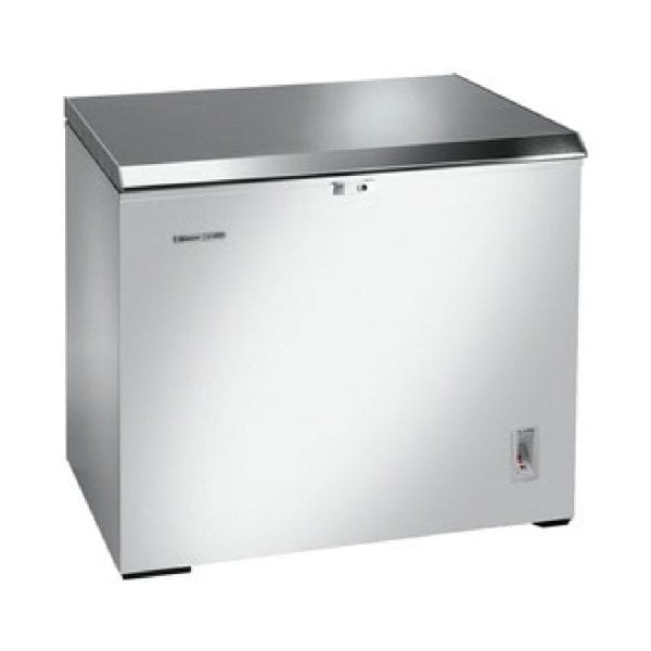 Gram CF 347Ltr Chest Freezer R134a (Whi Ext/St/St Lid/Alu Int) (Direct)-0