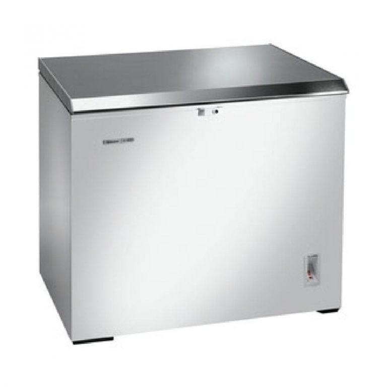 Gram CF 347Ltr Chest Freezer R134a (Whi Ext/St/St Lid/Alu Int) (Direct)-0