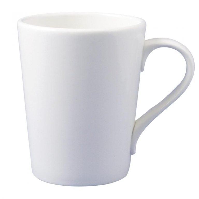 Dudson Classic White Mug - 12oz 34cl (Box 18) (Direct)-0