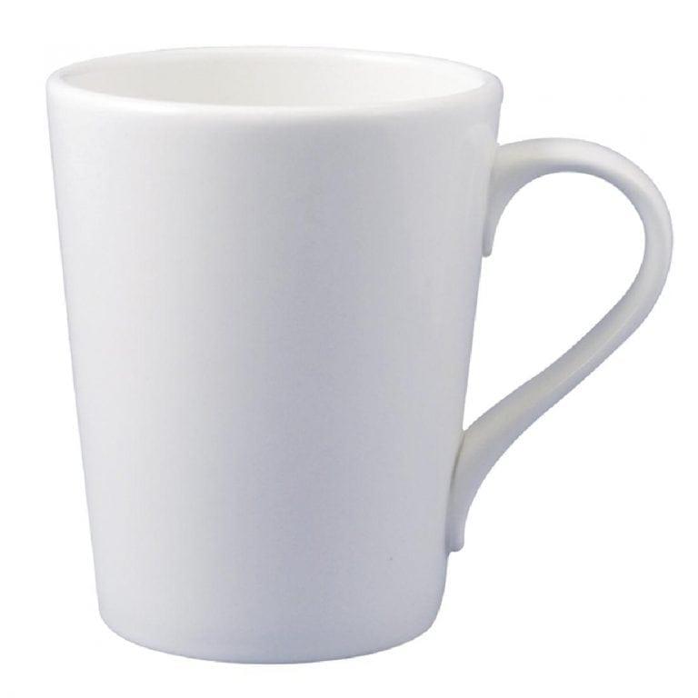 Dudson Classic White Mug - 45cl 16oz (Box 18) (Direct)-0