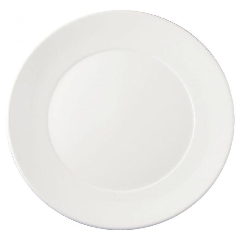 """Dudson Flair Plate - 159mcm 6 1/4"""" (Box 36)-0"""