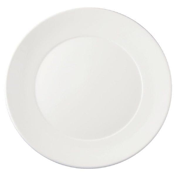 """Dudson Flair Plate - 23cm 9"""" (Box 24)-0"""