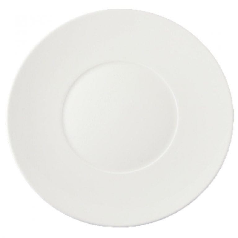 """Dudson Flair Profile Plate (small well)* 11 3/8"""" 29.0cm (Box 12)-0"""
