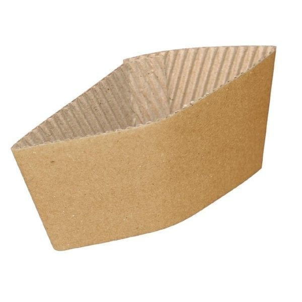 Cup Sleeve for 8oz Cup (Pack 1000)-0