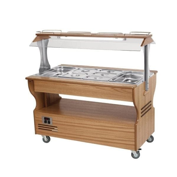 Roller Grill Salad Bar Heated (Direct)-0