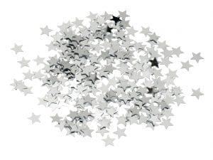 Silver Star Confetti (Case 12)-0