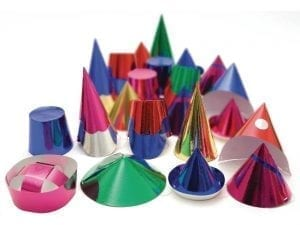 Petite Party Hats (Box 144)