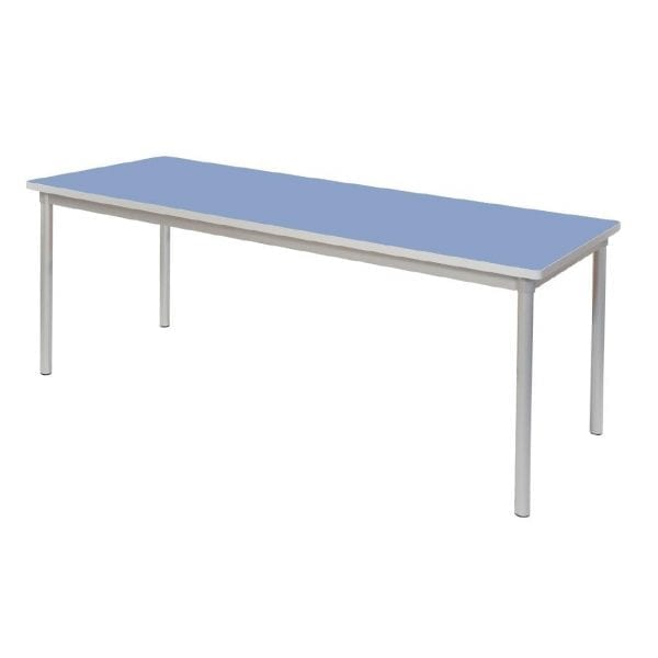 Enviro Indoor Dining Table 1800x750x710mmh (Campanula Blue) (Direct)-0