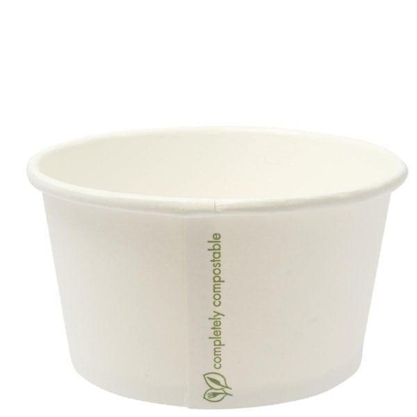 Compostable Soup Container - 12oz (Case 500)-0