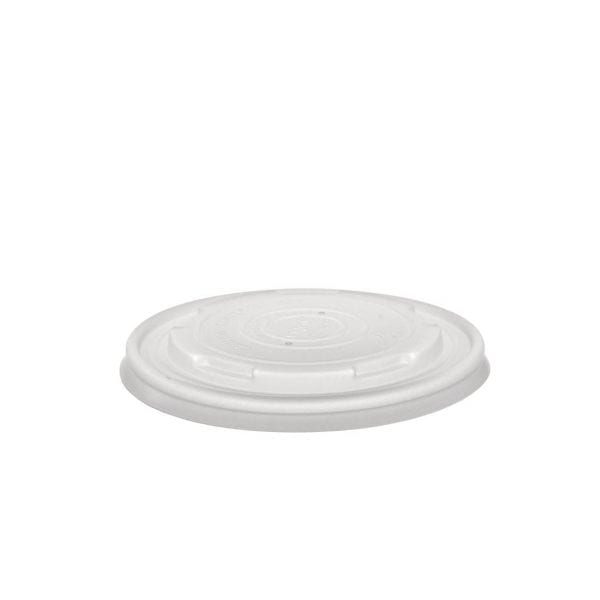 Compostable Lid to fit GF046 GF047 (Case 500)-0