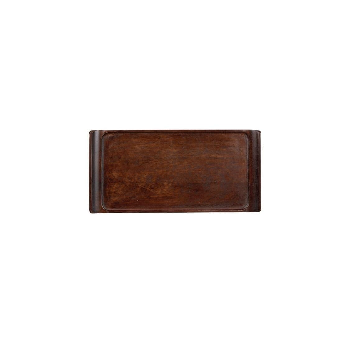 "Alchemy Wooden Buffet Tray - 300x145mm 11 3/4x5 3/4"" (Box 6) (Direct)-0"