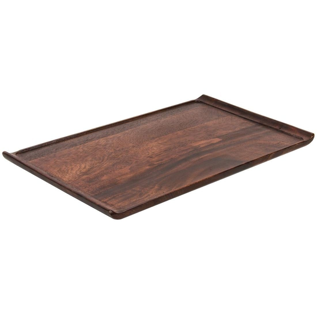 "Alchemy Wooden Buffet Tray - 530x325mm 20 7/8x12 3/4"" (Box 2) (Direct)-0"